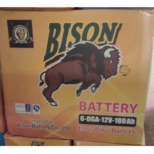 Bison-140ah-Easy-Bike Battery-BD-Price